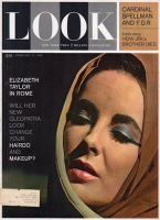 Look Magazine, February 27, 1962 - Elizabeth Taylor