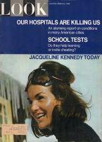 Look Magazine, March 22, 1966 - Jackie Kennedy