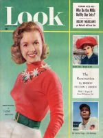 Look Magazine, April 7, 1953 - Debbie Reynolds