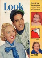 Look Magazine, April 24, 1951 - Yankee Shortstop baseball player
