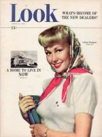 Look Magazine, April 27, 1948 - College Headgear