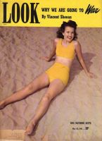 Look Magazine, May 20, 1941 – 1941 Bathing Suits with model Gale Storm