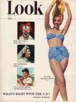 Look Magazine, May 25, 1948 - Woman (Gregg Sherwood)