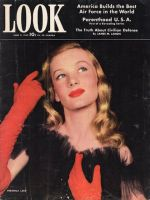 Look Magazine, June 2, 1942 - Veronica Lake