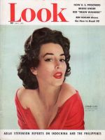 Look Magazine, June 2, 1953 - Dorian Leigh