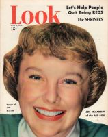 Look Magazine, July 4, 1950 - June Allyson portrait