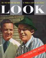 Look Magazine, July 22, 1958 - Bob Crosby and Bing Crosby