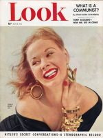 Look Magazine, July 28, 1953 - Olga Nicholas