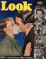 Look Magazine, August 3, 1937 - Kissing