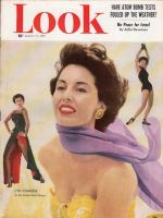 Look Magazine, August 11, 1953 - Cyd Charisse