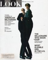 Look Magazine, August 12, 1969 - Business of Militarism