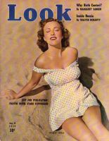 Look Magazine, August 15, 1939 - Margaret Lindsay
