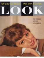 Look Magazine, August 19, 1958 - Suzy Parker