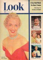 Look Magazine, August 28, 1951 - Vivian Blaine