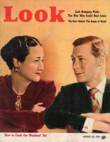 Look Magazine, August 29, 1939 - Duke and Duchess of Windsor