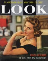 Look Magazine, September 2, 1958 - Ingrid Bergman