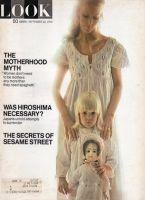 Look Magazine, September 22, 1970 - Motherhood Myth