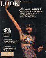 Look Magazine, September 23, 1969 - Diana Ross