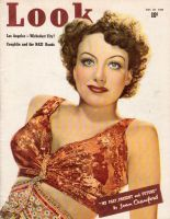 Look Magazine, September 26, 1939 - Joan Crawford