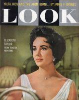 Look Magazine, October 14, 1958 - Elizabeth Taylor