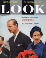 Look Magazine, December 9, 1958 - Queen Elizabeth and Prince Philip