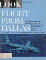 Look Magazine, February 21, 1967 - Flight From Dallas