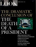 Look Magazine, March 7, 1967 - The Assassination Conclusion