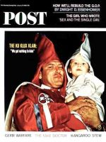 Saturday Evening Post, January 30, 1965 - Klansman & Child