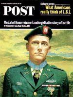 Saturday Evening Post, October 23, 1965 - Green Beret Capt. Roger Donlon
