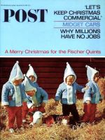 Saturday Evening Post, December 18, 1965 - Fischer Quints at Two
