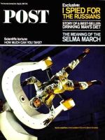 Saturday Evening Post, May 22, 1965 - Dynamic Space Simulator