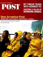 Saturday Evening Post, August 28, 1965 - Niagara Falls Boat Ride