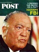 Saturday Evening Post, September 25, 1965 - J. Edgar Hoover