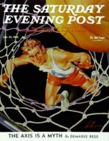 Saturday Evening Post, January 24, 1942 - Two Points