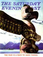 Saturday Evening Post, January 31, 1942 - Totem Pole