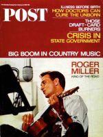 Saturday Evening Post, February 12, 1966 - Roger Miller