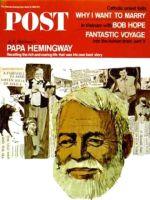 Saturday Evening Post, March 12, 1966 - Papa Hemingway