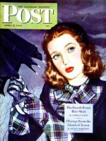 Saturday Evening Post, April 8, 1944 - April Shower