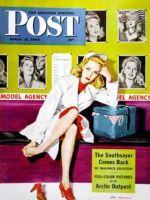 Saturday Evening Post, April 17, 1943 - The Model