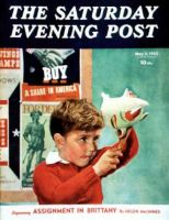 Saturday Evening Post, May 2, 1942 - Saving for War Bonds