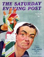 Saturday Evening Post, May 23, 1942 - Ugly Tie