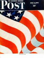 Saturday Evening Post, July 4, 1942 - Old Glory
