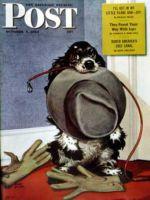 Saturday Evening Post, October 7, 1944 - Go for A Walk?