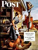 Saturday Evening Post, October 21, 1944 - Dinner Bell