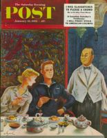Saturday Evening Post, January 12, 1952 - How to Use Chopsticks