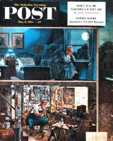 Saturday Evening Post, May 8, 1954 - Different Interests