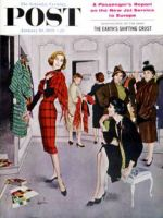 Saturday Evening Post, January 10, 1959 - Perfect Fit