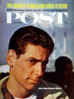 Saturday Evening Post, March 10, 1962 - After High School?