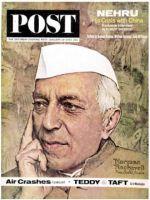 Saturday Evening Post, January 19, 1963 - Nehru
