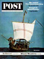 Saturday Evening Post, January 26, 1963 - Nina II